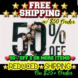 Other - 💥50% OFF 💎FREE💎💥REDUCED SHIPPING💥💖